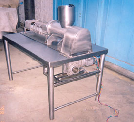 butter making equipments