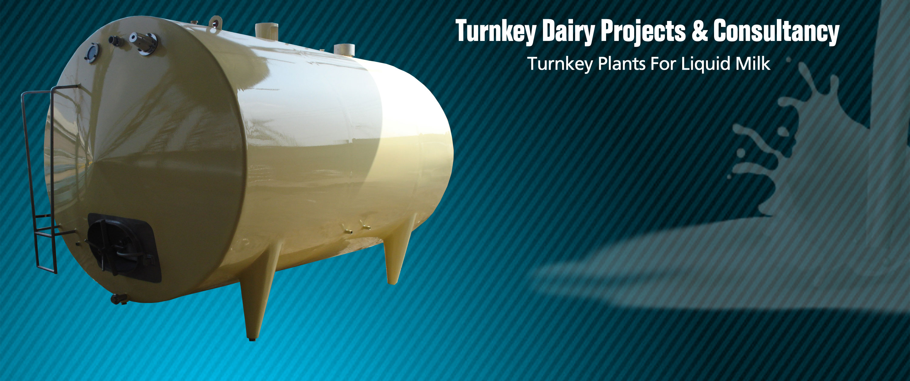 turnkey plants for liquid milk